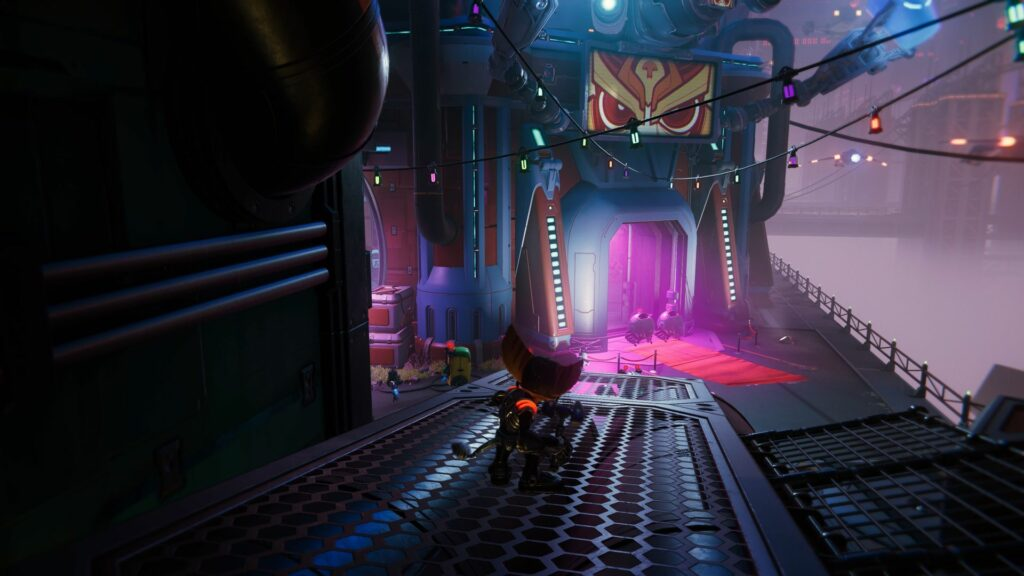 ratchet & clank rift apart - find clank guide