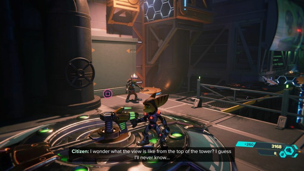 ratchet & clank rift apart - find clank tips