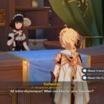 genshin impact - setting sail guide