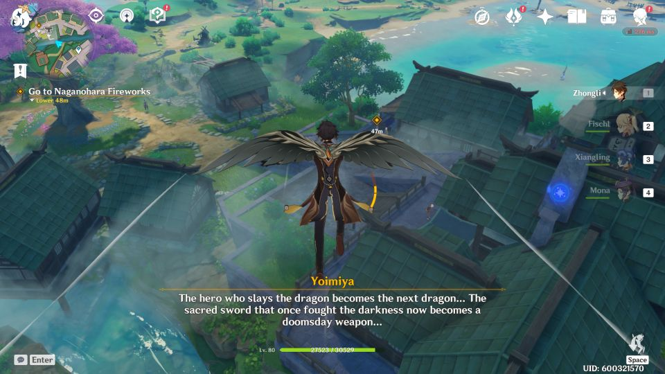 Genshin Impact: Dreamlike Timelessness walkthrough