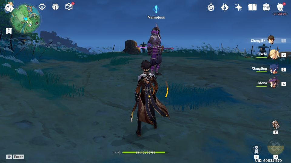 Genshin Impact: Dreams Of Sword Art