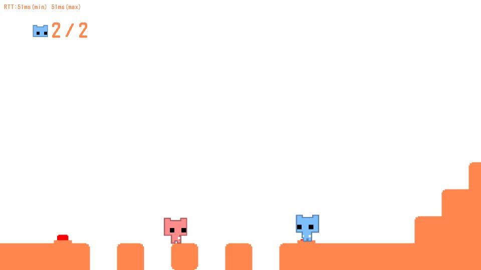 Pico Park Level 10 (Two Players): Puzzle Walkthrough