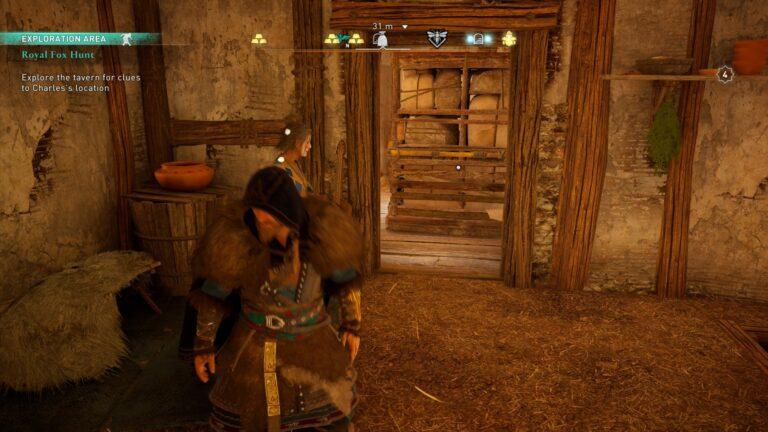 Assassin's Creed Valhalla: Royal Fox Hunt tips