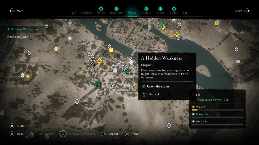 Assassin's Creed Valhalla: A Hidden Weakness
