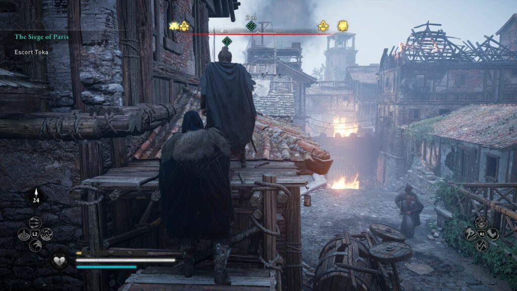 Assassin's Creed Valhalla: The Siege Of Paris Quest wiki