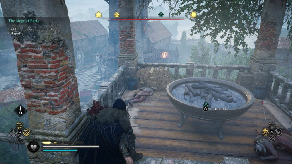Assassin's Creed Valhalla: The Siege Of Paris Quest tips