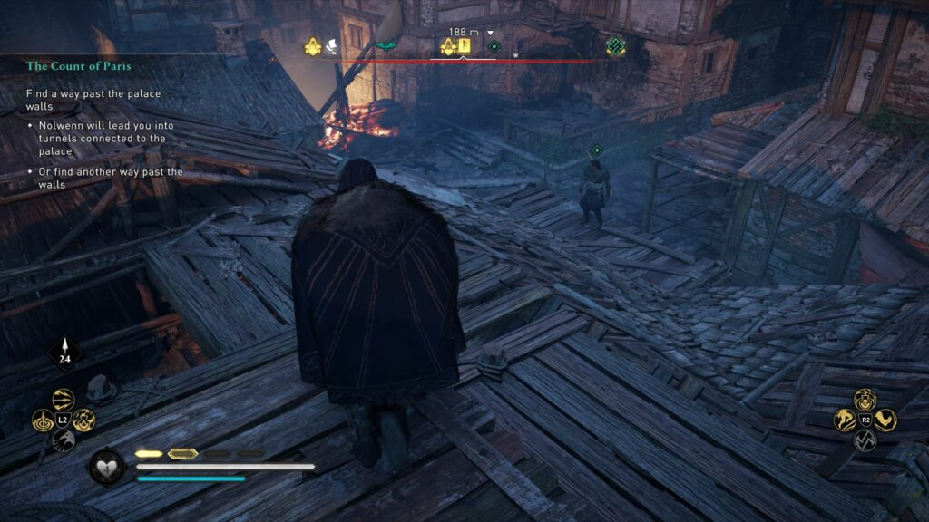 Assassin's Creed Valhalla: The Count Of Paris quest wiki