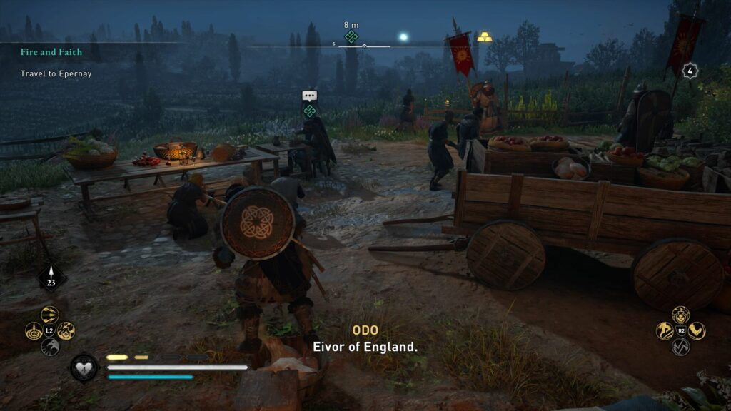 Assassin's Creed Valhalla: Fire And Faith guide