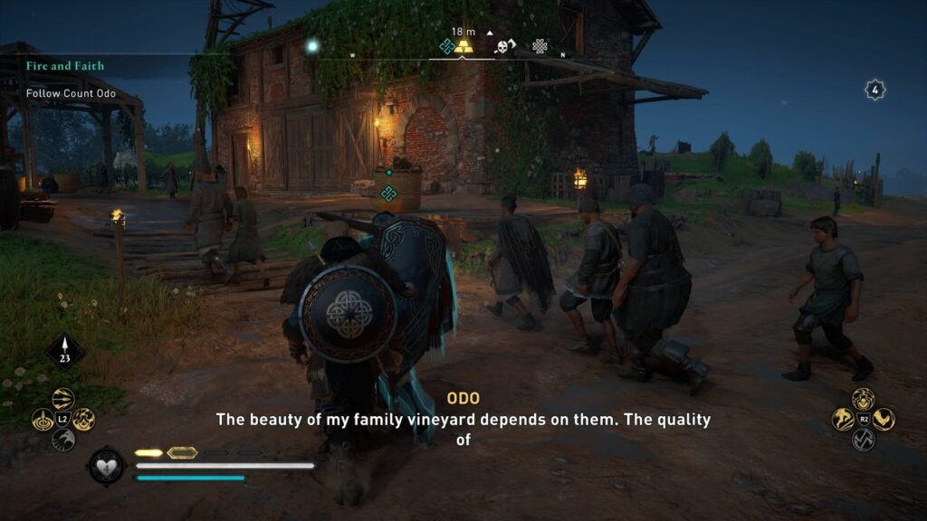 Assassin's Creed Valhalla: Fire And Faith quest wiki