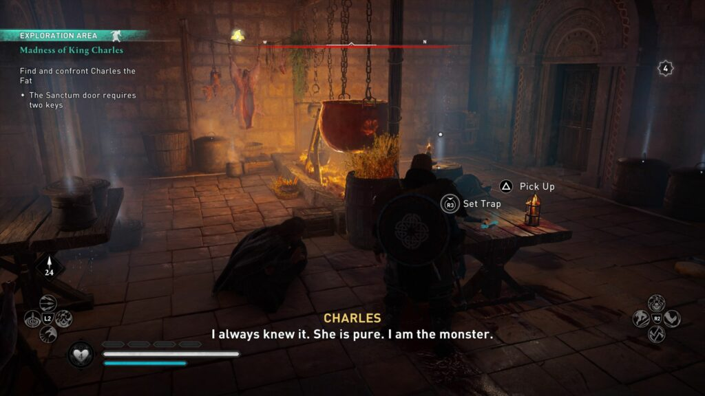 Assassin's Creed Valhalla: Madness Of King Charles