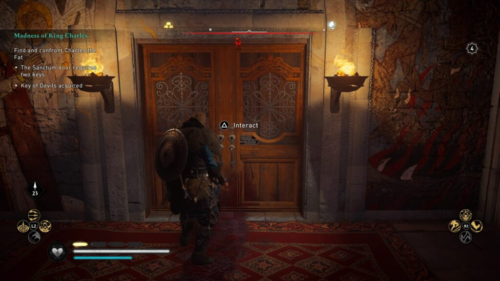 Assassin's Creed Valhalla: Madness Of King Charles wiki tips