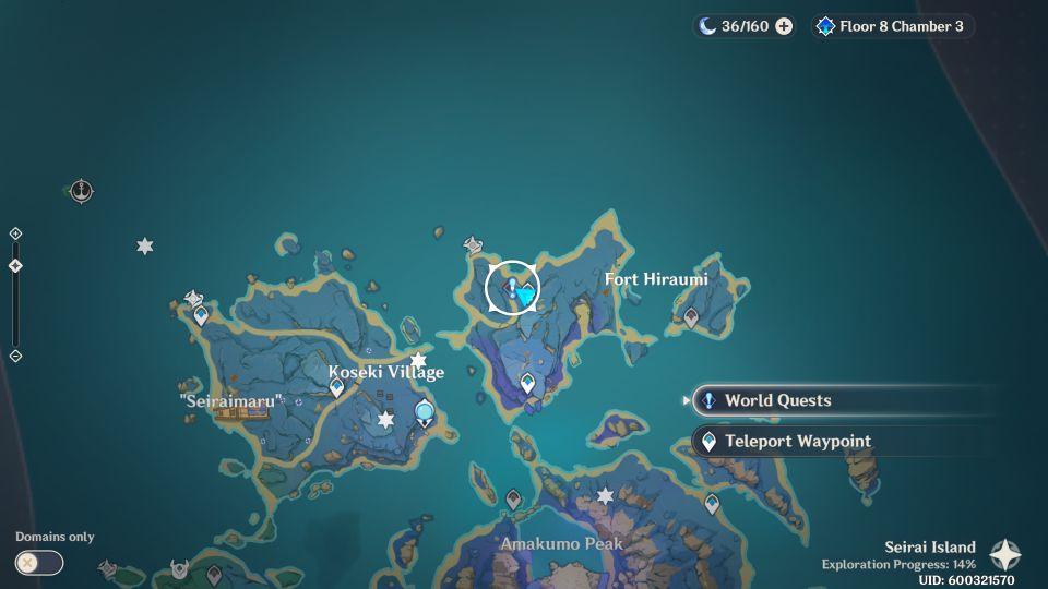 Genshin Impact: Seirai Stormchasers Quest Walkthrough