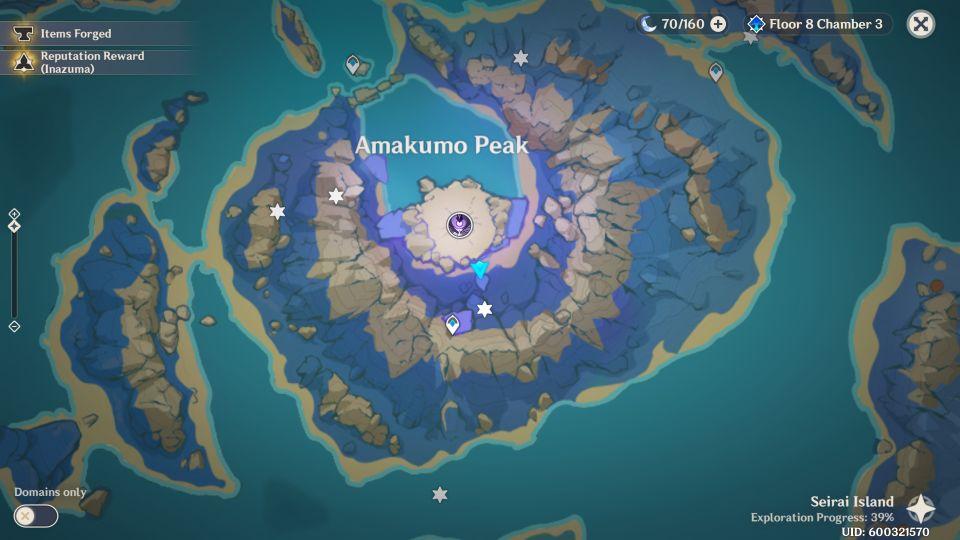How To Solve The Amakumo Peak Tile Puzzle: Genshin Impact