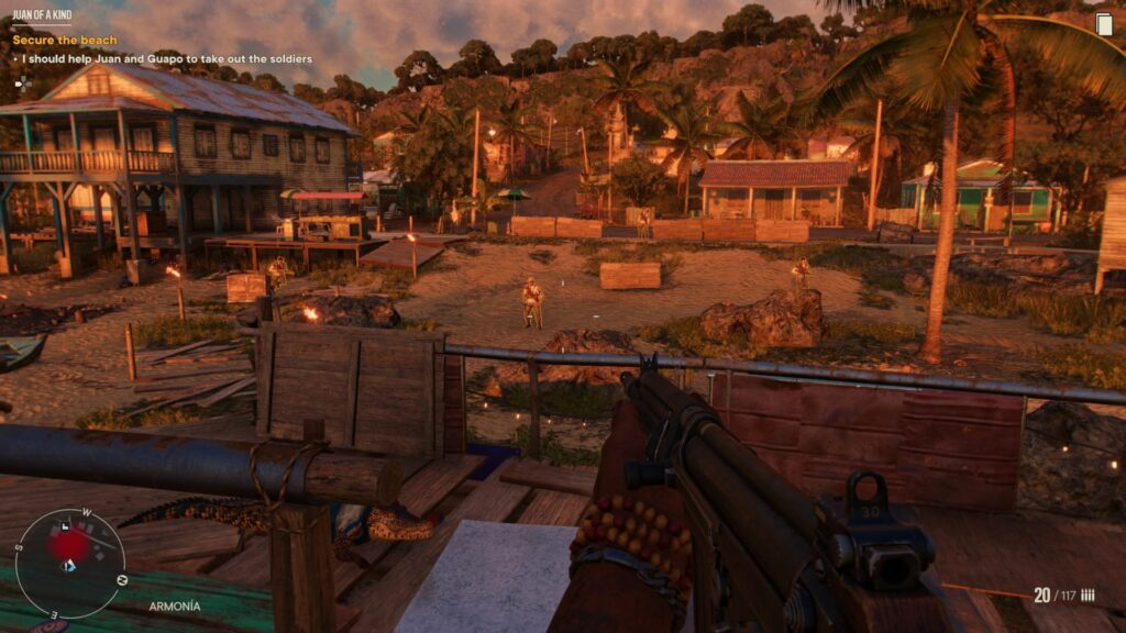 Far Cry 6: Juan Of A Kind Mission wiki tips