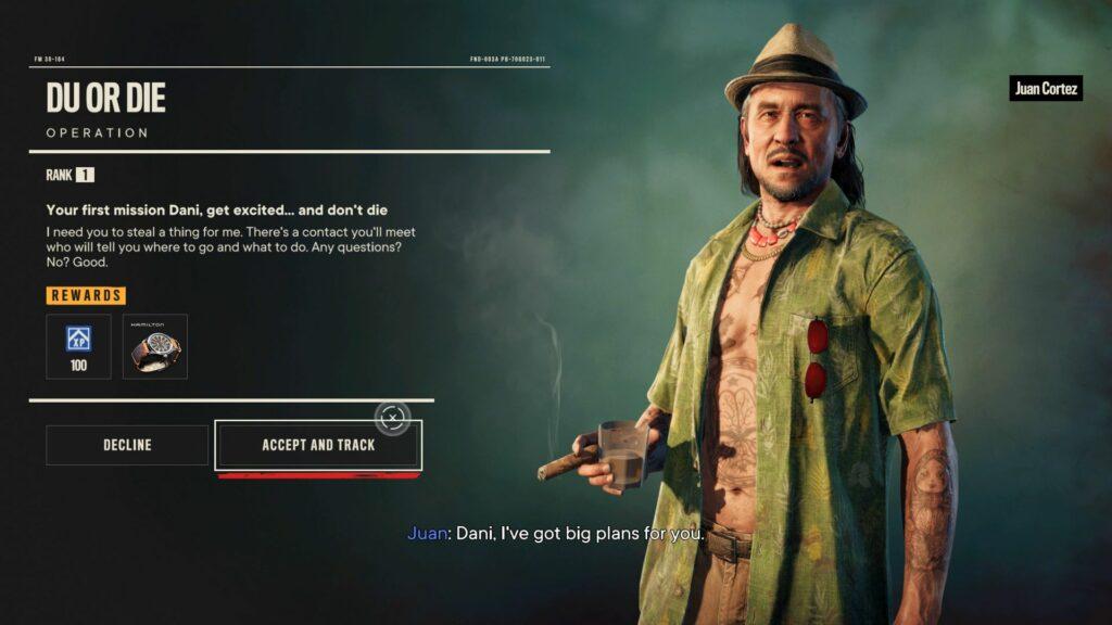 Far Cry 6: Du Or Die