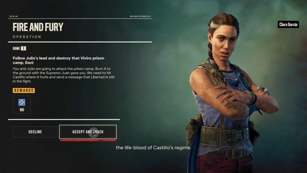 Far Cry 6: Fire And Fury Operation Walkthrough